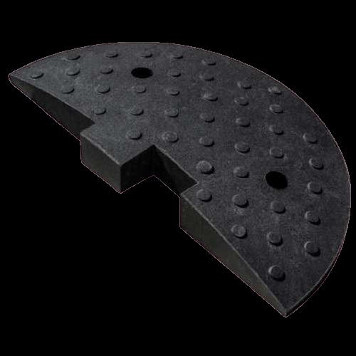 ИДН-500 (искусственная дорожная  неровность) композитная, концевой элемент