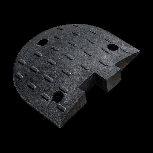 ИДН-300 (искусственная неровность) композитная, концевой элемент