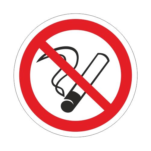 Запрещается курить. Знаки безопасности