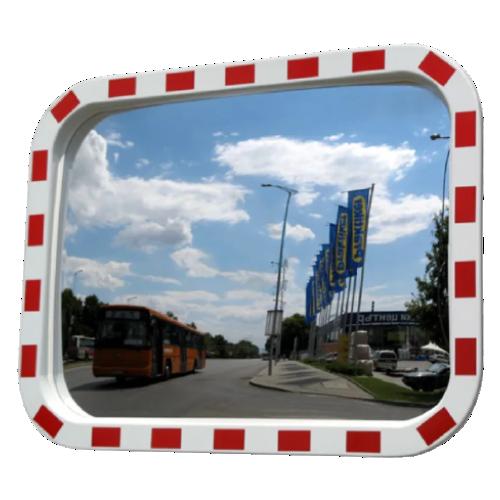 Обзорное уличное зеркало DL-400х600