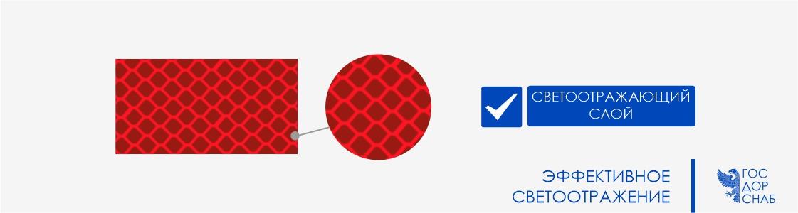 эффективное светоотражение световозвращающая пленка