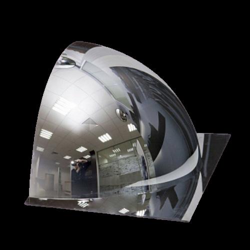 Зеркало купольное 1/4 сферического зеркала