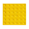 Полиуретановая тактильная плитка конусообразный риф