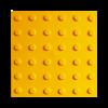 Тактильная плитка ПВХ конусообразный риф