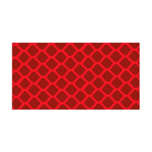 Световозвращающая пленка 3М тип А красная