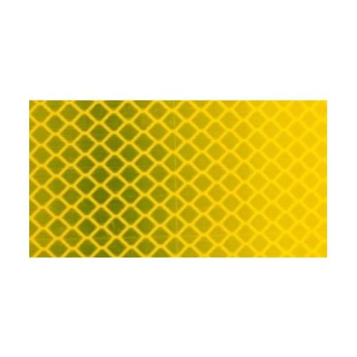 Световозвращающая пленка желтая