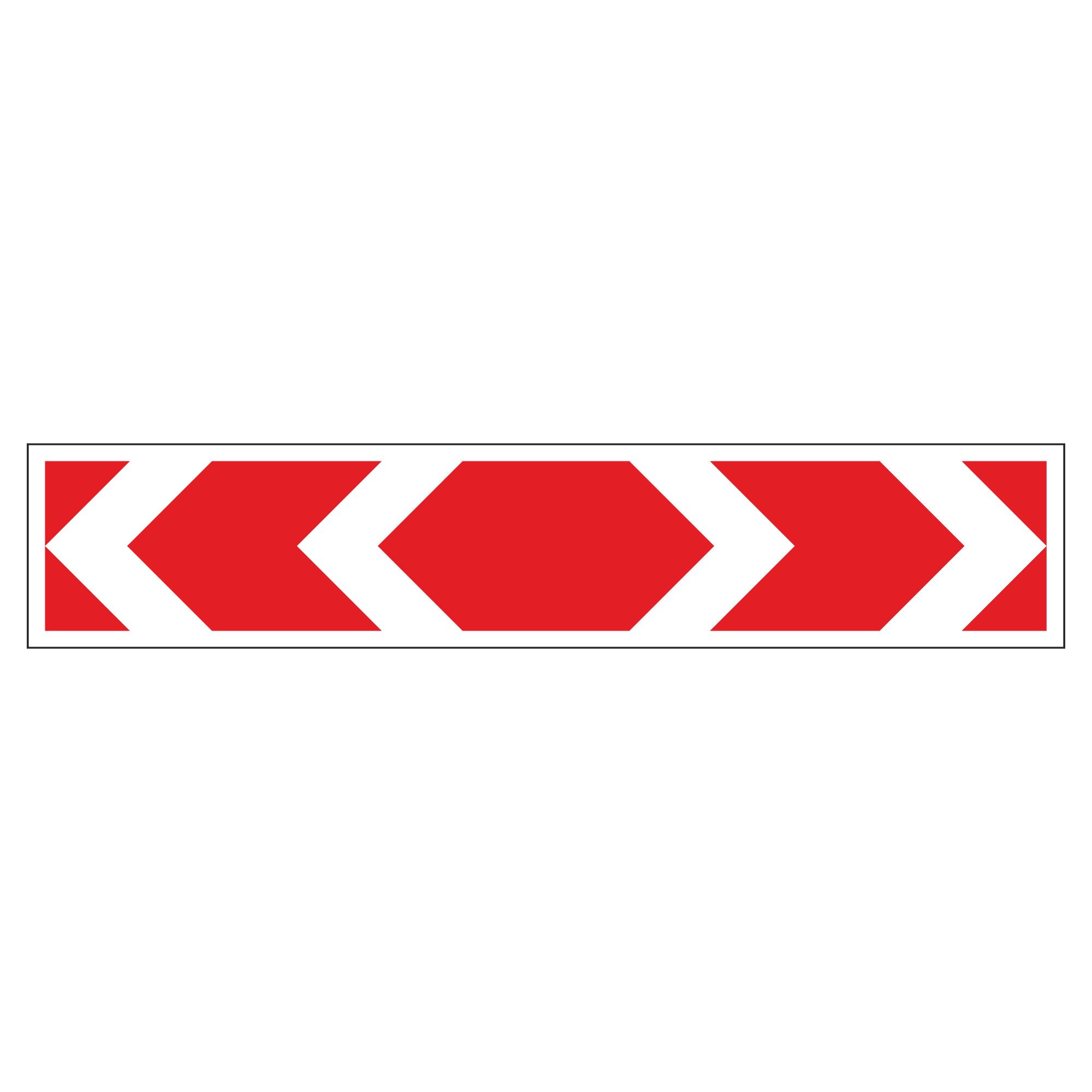 1.34.3 Направление поворота размер 2 (четыре стрелки)