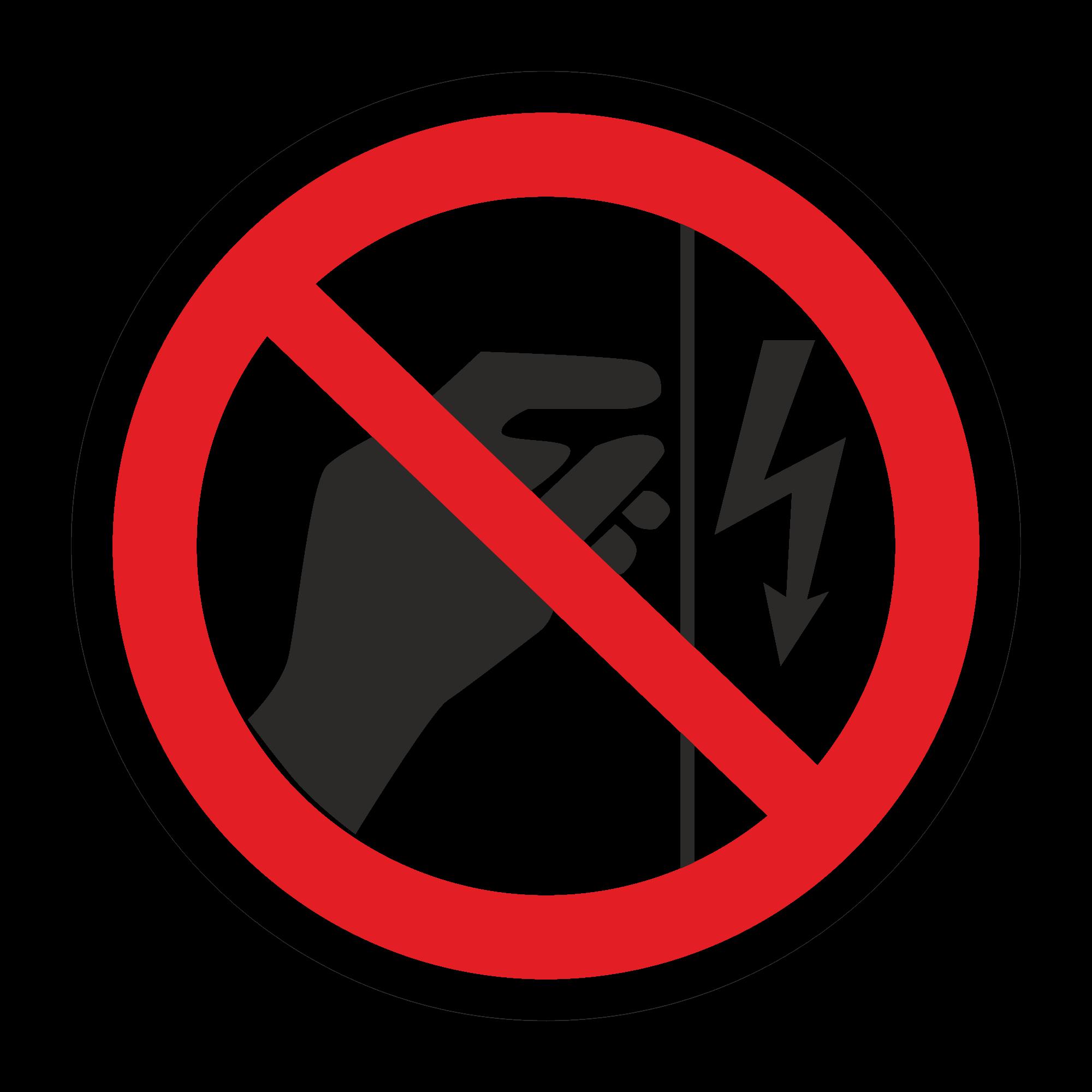 Р09 Запрещается прикасаться. Корпус под напряжением