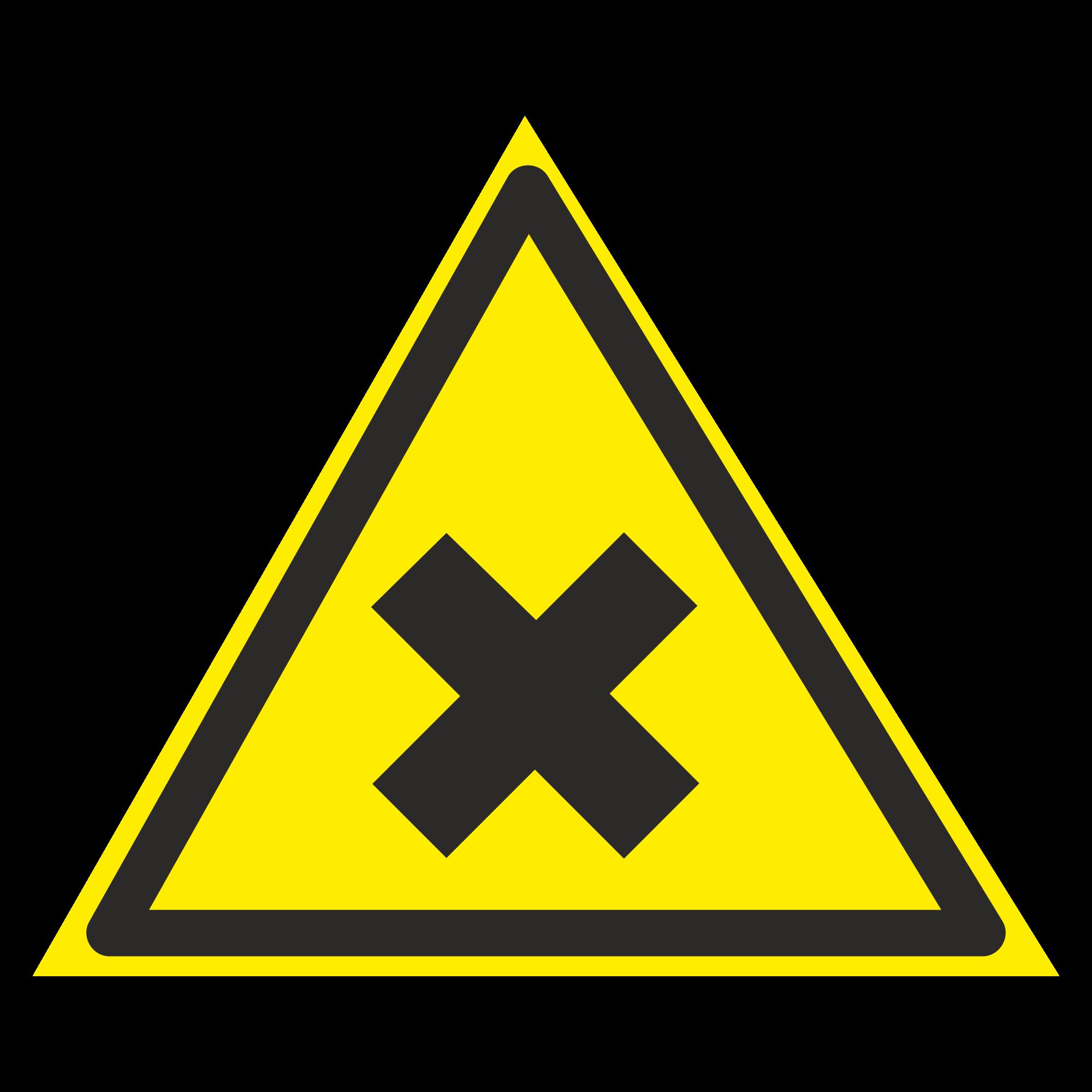 W18 Осторожно. Вредные для здоровья аллергические вещества