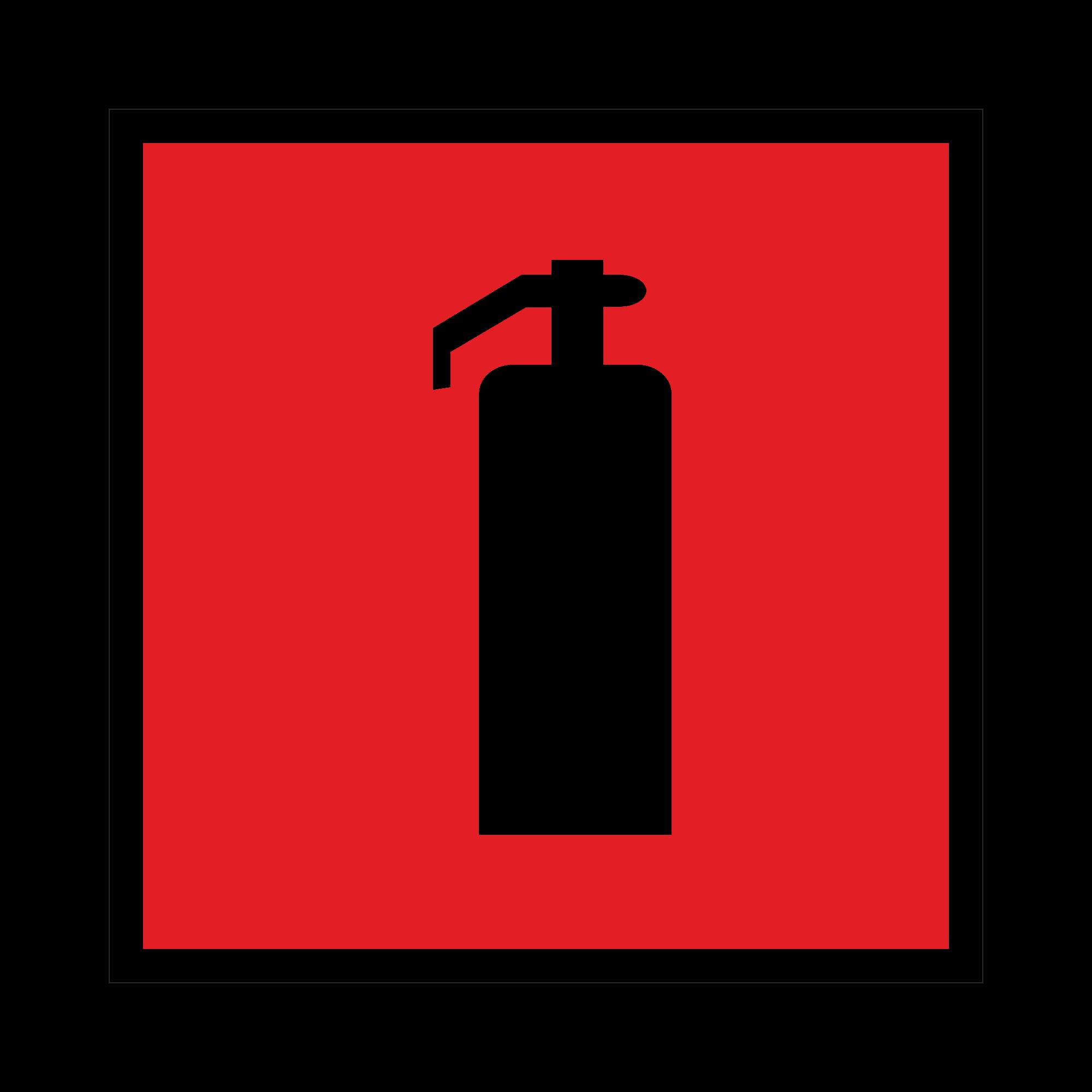 F04 Огнетушитель