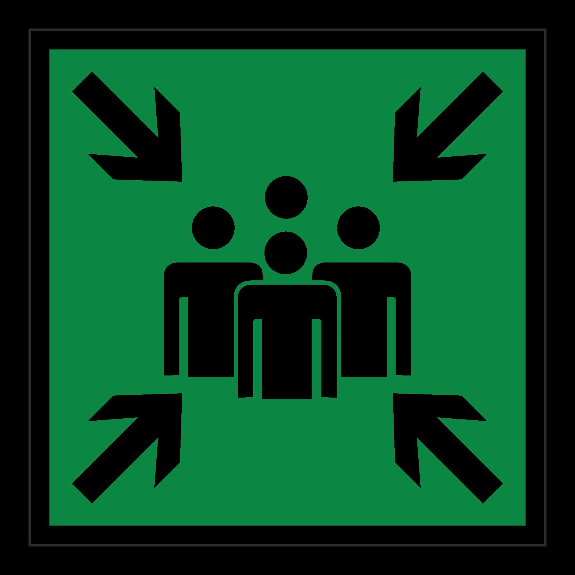 Е21 Пункт (место) сбора