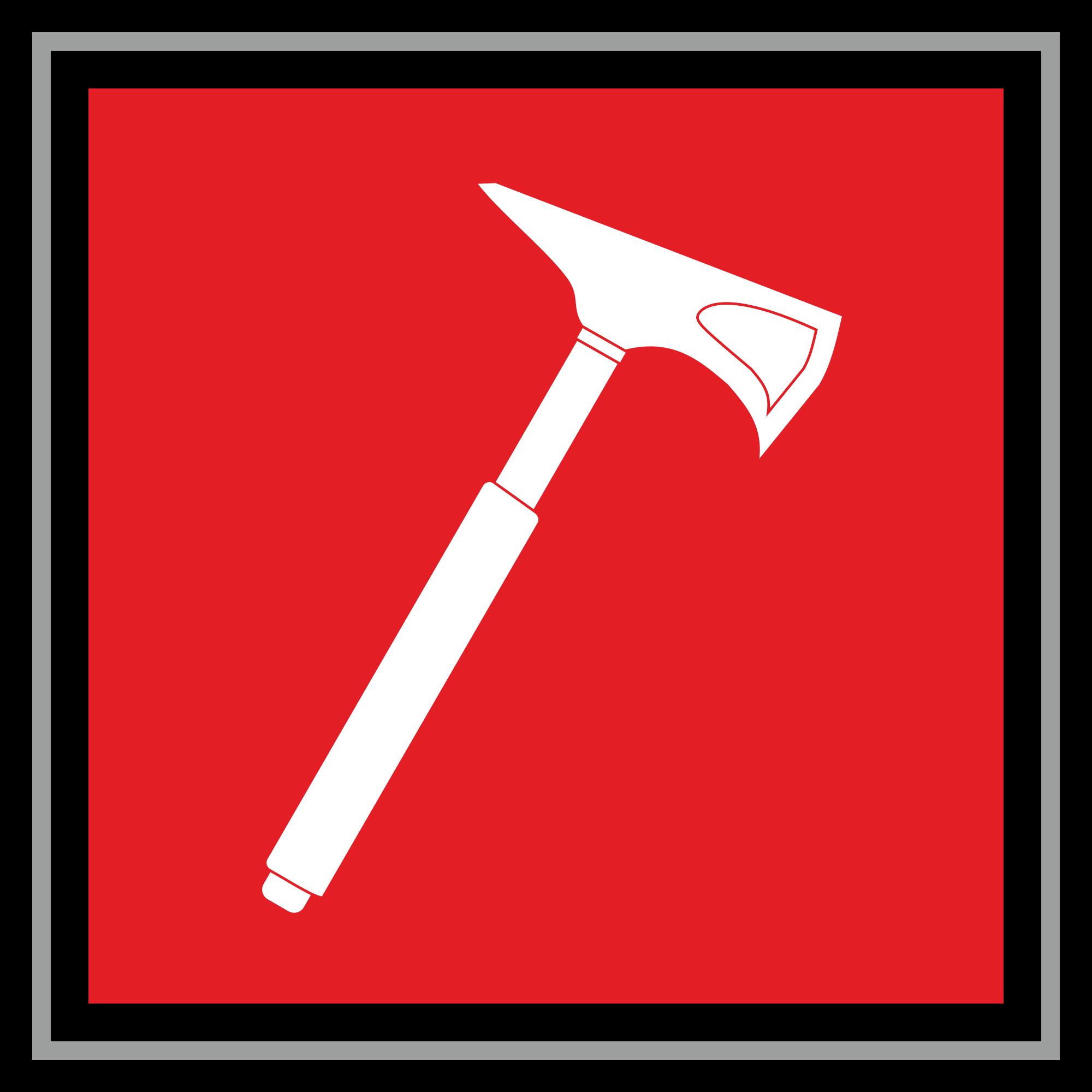ДПБ-04 Пожарный топор