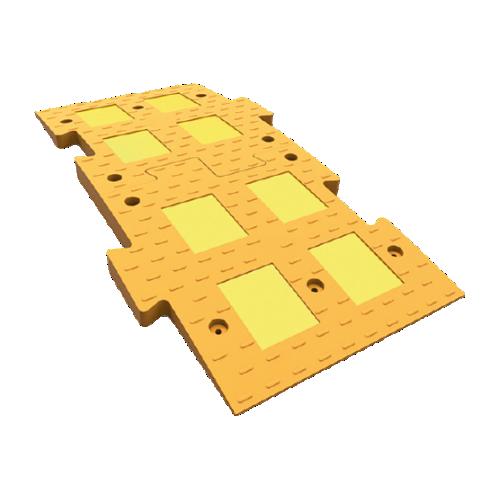 ИДН-1100 желтая, композитная, средний элемент