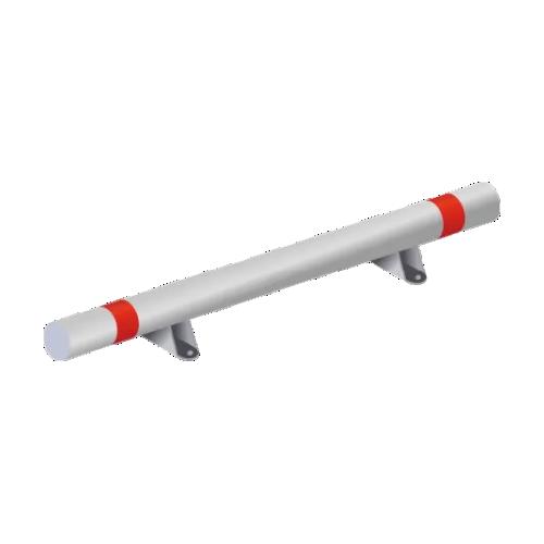 Колесоотбойник металлический на кронштейнах КЭ-1 2000 мм