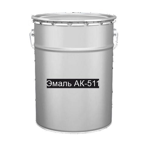 Краска для дорожной разметки Эмаль АК-511 белая