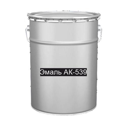 Краска для дорожной разметки Эмаль АК-539 белая