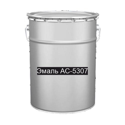 Краска для дорожной разметки Эмаль АС-5307 белая