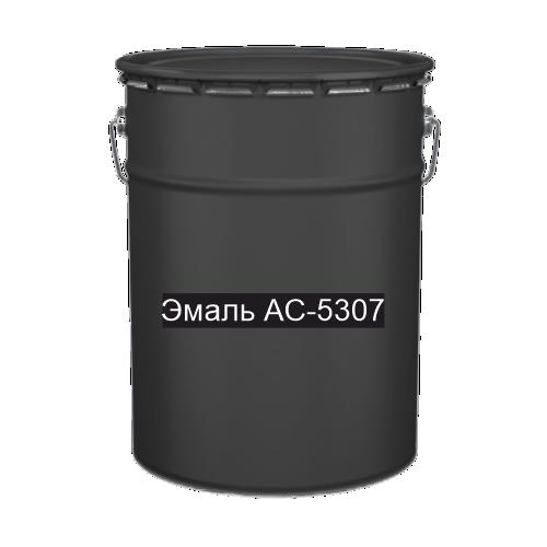 Краска для дорожной разметки Эмаль АС-5307 черная