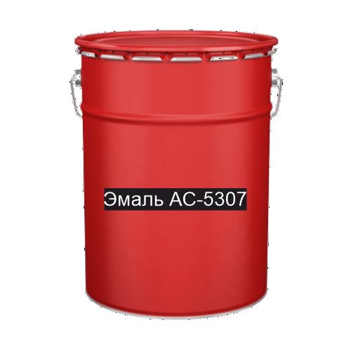 Краска для дорожной разметки Эмаль АС-5307 красная