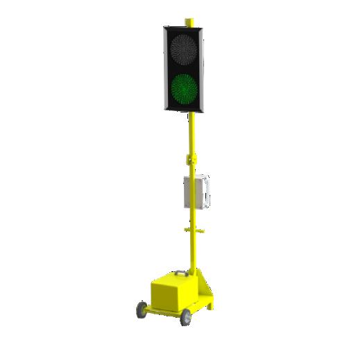Мобильный автономный светофор Т.8.1
