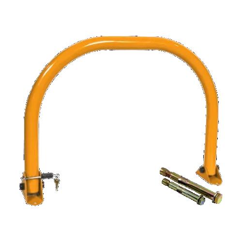 Парковочный барьер БМП-350 с крепежом