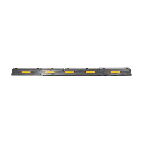 Резиновый колесоотбойник усиленный 2000 мм