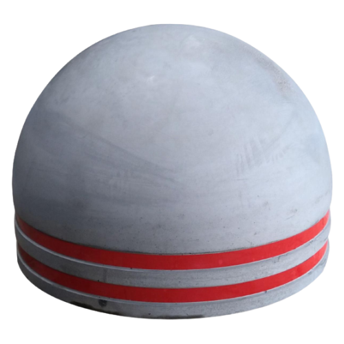 Бетонная полусфера БПС-6 [Со светоотражателем]