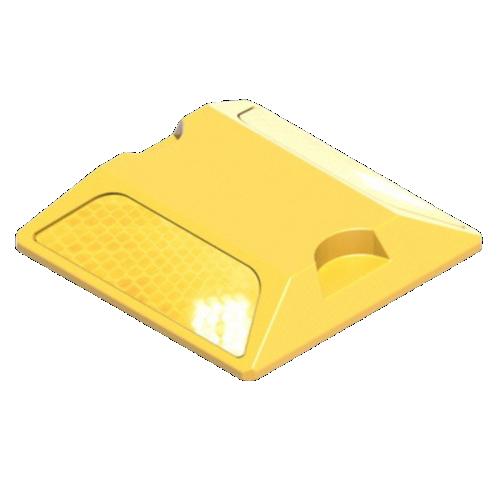 Катафот дорожный КД-3 световозвращающий [Желтый]