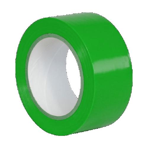 Лента для разметки пола зеленая (Standart)