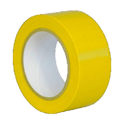 Лента для разметки пола желтая (Standart)