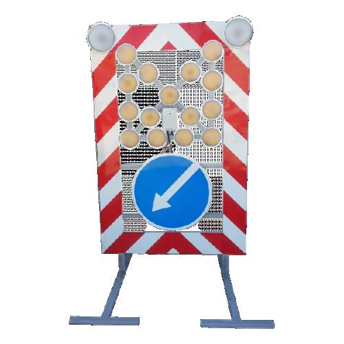 Мобильный дорожный комплекс (прицеп прикрытия) МДК-3Б
