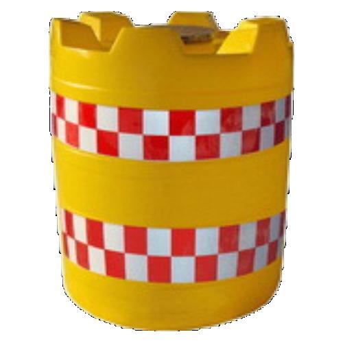 Пластиковый дорожный осевой разделительный буфер БД-4