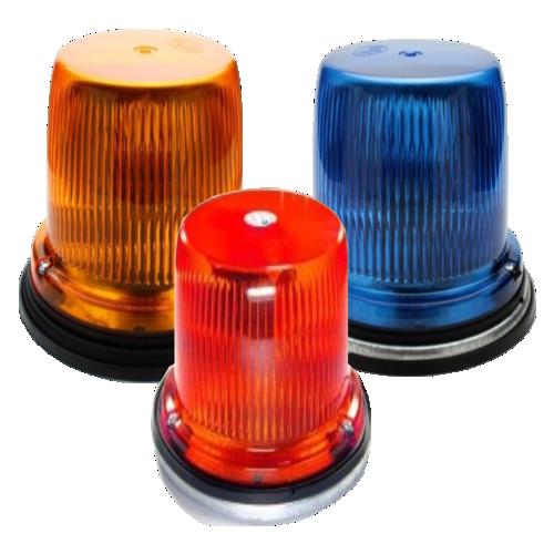 Светодиодный маяк ФП-1-170 (3 диода) [Мигалка для автомобилей, магнитное крепление]
