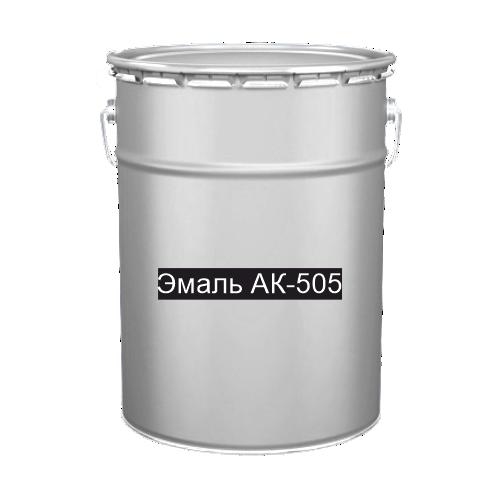 Краска для дорожной разметки Эмаль АК-505 белая