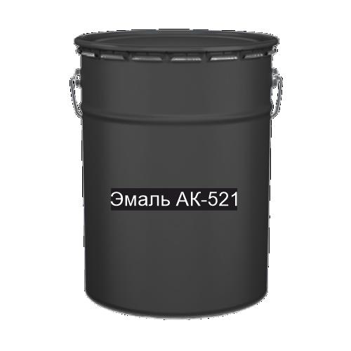 Краска для дорожной разметки Эмаль АК-521 черная