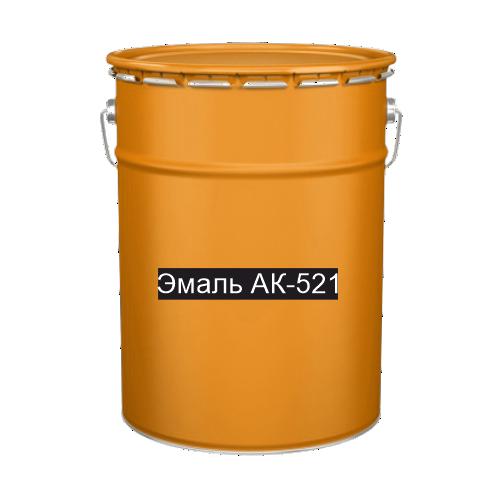 Краска для дорожной разметки Эмаль АК-521 оранжевая