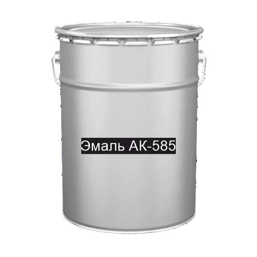 Краска для дорожной разметки Эмаль АК-585 белая